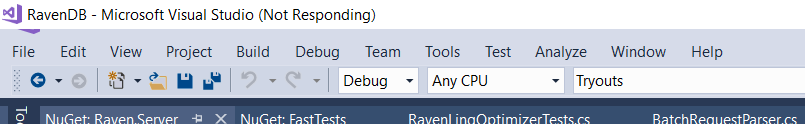 Trying to live without ReSharper in Visual Studio 2017 - Ayende @ Rahien