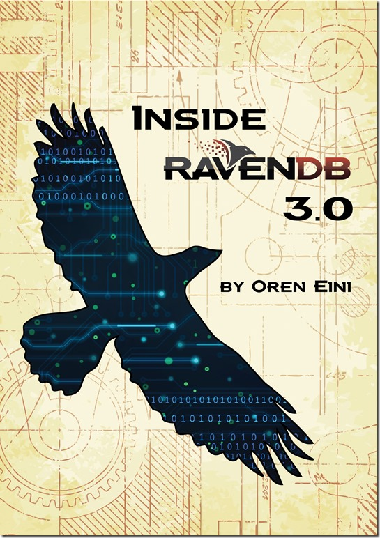RavenDB book cover