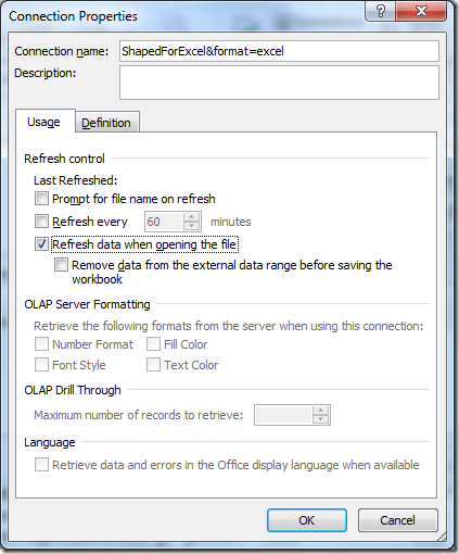 RavenDB 2 5 Features: Import data to Excel - Ayende @ Rahien