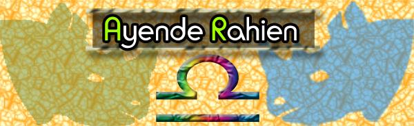 ayende's logo